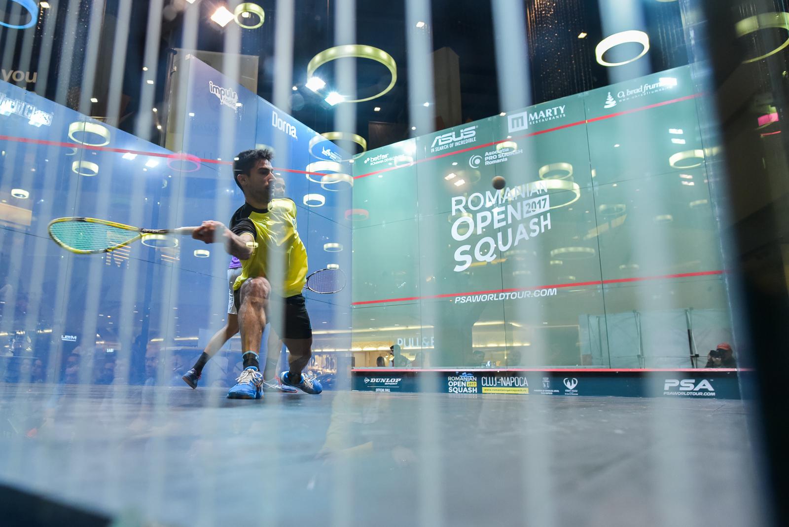 Romanian Open Squash